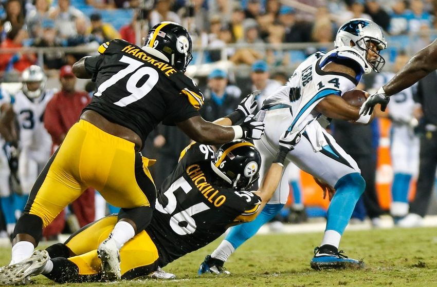 panthers steelers game tickets