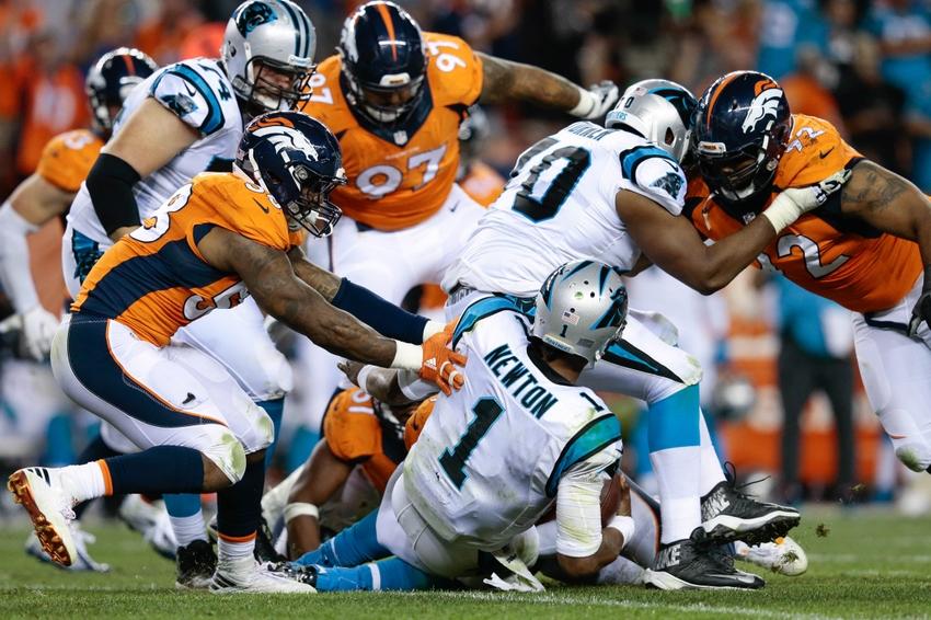 Broncos Vs Panthers