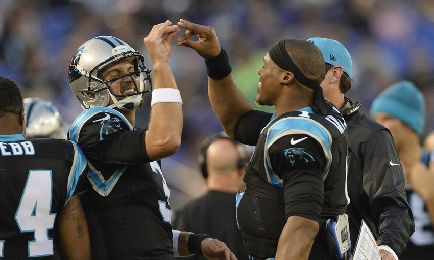 New England Patriots Trading with Carolina Panthers for Cam Newton