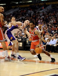 NBA: Milwaukee Bucks at Phoenix Suns