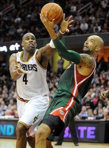 Milwaukee Bucks at Cleveland Cavaliers