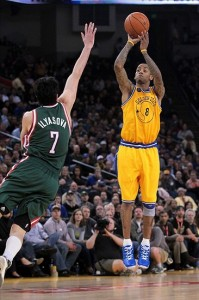 NBA: Milwaukee Bucks at Golden State Warriors