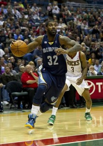 Memphis Grizzlies at Milwaukee Bucks