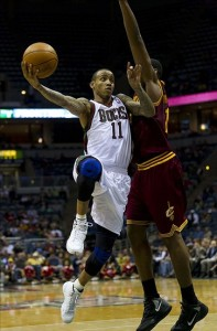 NBA: Cleveland Cavaliers at Milwaukee Bucks