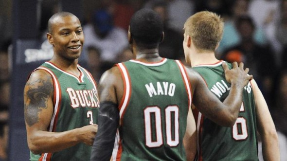 Bucks Timberwolves Preseason photo