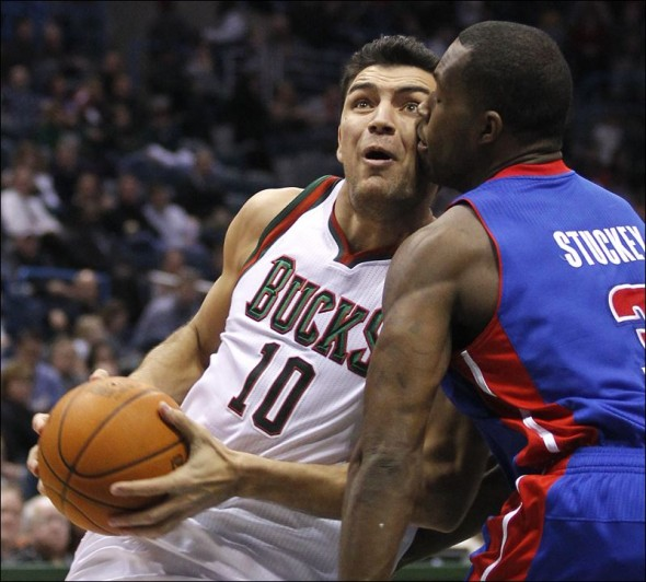 Bucks Pistons Preview