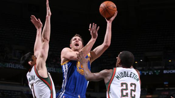 Bucks vs. Warriors Recap 1:8:14