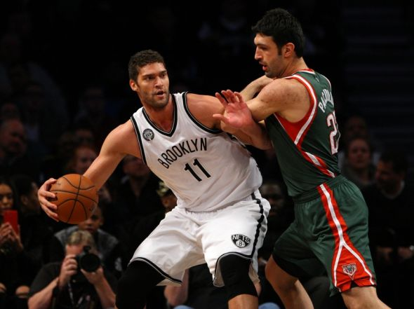 Brook Lopez to the Bucks Is Pretty Much the Worst Idea Ever
