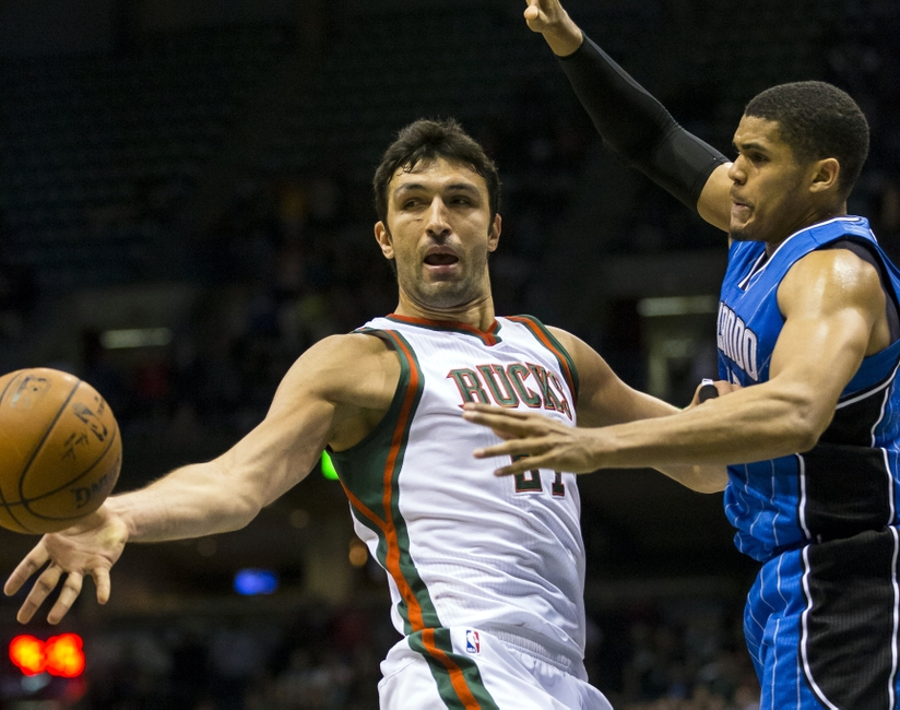 zaza pachulia magic - photo #11