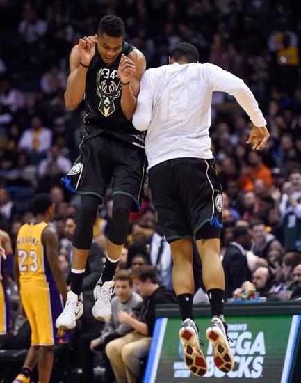 Milwaukee Bucks Face Giannis Antetokounmpo Decisions Jabari Parker Lakers