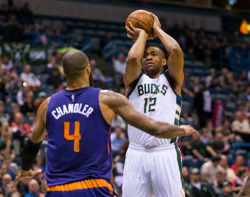 Milwaukee Bucks Game Preview: February 4 at Phoenix Suns Jabari Parker Shooting
