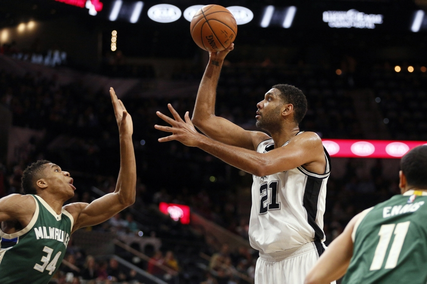 Coach Gregg Popovich Calls Tim Duncan Irreplaceable After Spurs Superstar Retires