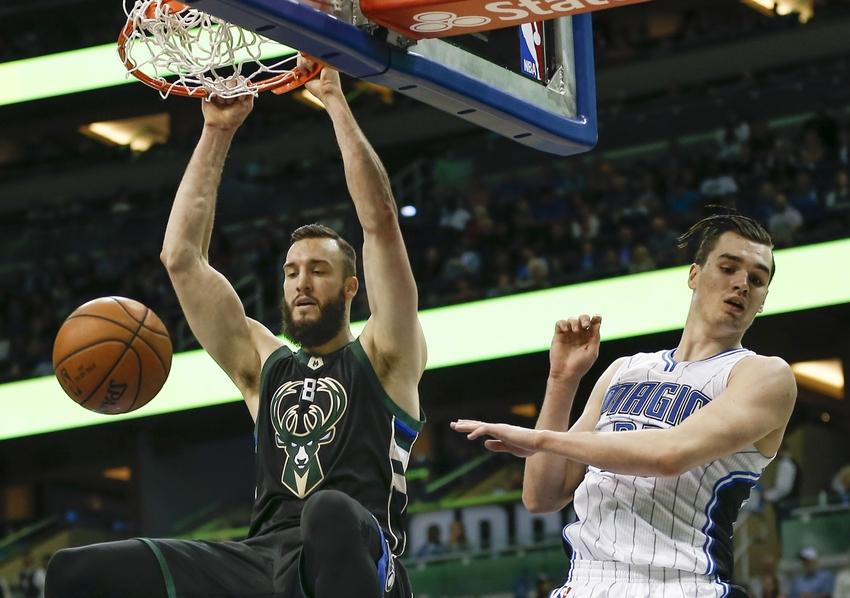 Antetokounmpo's triple-double lifts Bucks past Magic