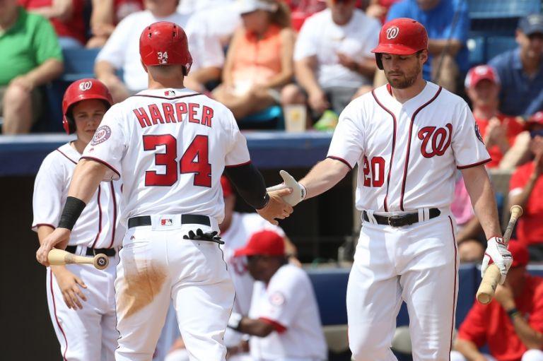 Daniel-murphy-bryce-harper-mlb-spring-training-st.-louis-cardinals-washington-nationals-1-768x511