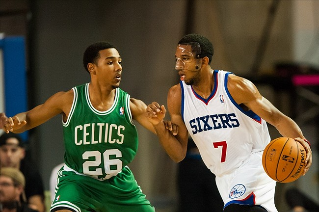 Morris could see signifcant minutes behind Carter-Williams or Anderson.