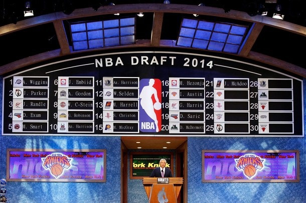 Bleu Sports 2014 N.B.A. Draft Preview