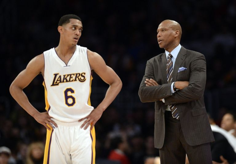 Jordan-clarkson-byron-scott-nba-charlotte-hornets-los-angeles-lakers-1-768x0