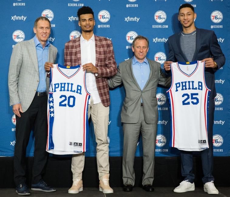 Josh-harris-ben-simmons-nba-philadelphia-76ers-press-conference