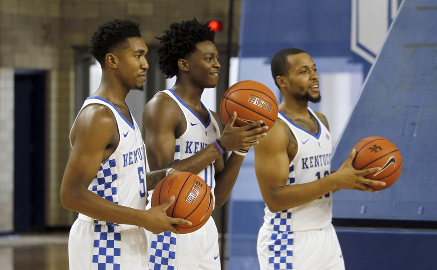 Malik Monk And De Aaron Fox Usa Today All Americans: Philadelphia 76ers: 5 Things To Watch In College