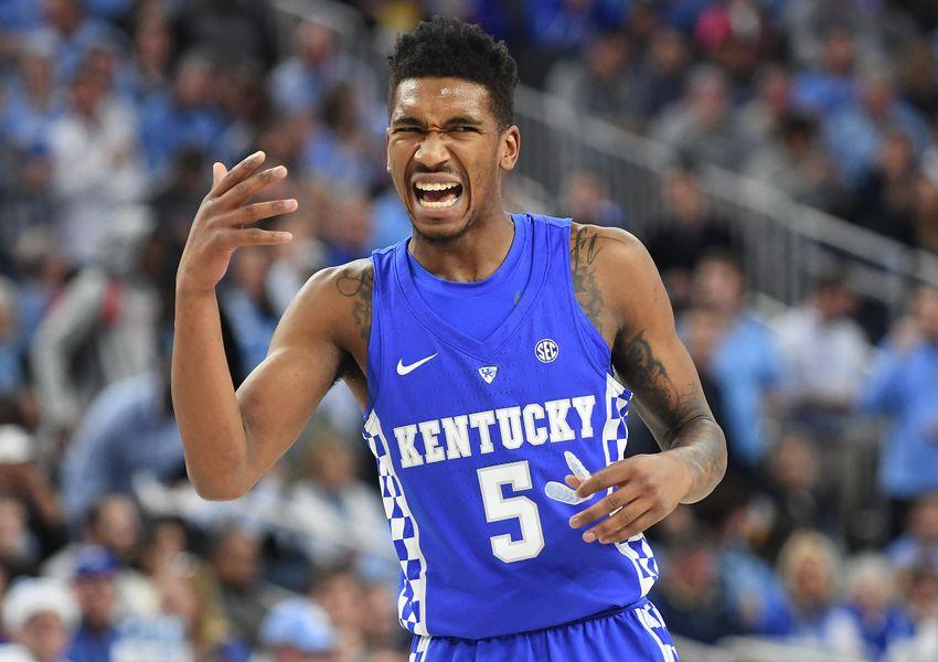 Uk Basketball: NBA Draft: Profiling The Top 5 Shooting Guards Available