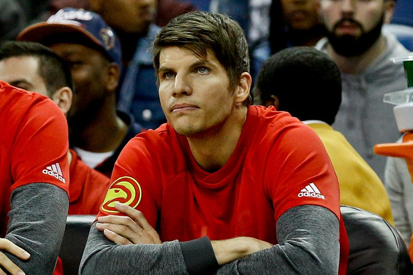 Atlanta Hawks guard Kyle Korver traded to Cavaliers