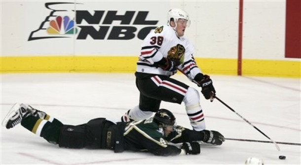 Blackhawks Stars Hockey