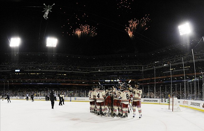 Winter Classic Cancelled!