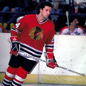 Doug Wlson-Chicago Blackhawks (Pictures from icehockey.wikia.com)