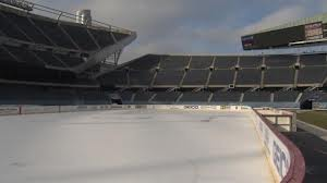 Soldier Field To Host Hockey Game on March 1, 2014 (picture courtesy of comcastsportsnet.com)