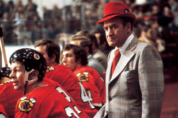 Billy Reay Chicago Blackhawks Coach (picture courtesy of Blackhawks.nhl.com)