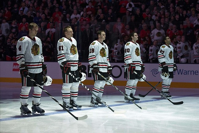 Chicago Blackhawks Over/Under Preview-Wins Total/Overall Record ...