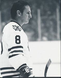 Jim Pappin #8 Chicago Blackhawks (Picture Courtesy Of Ebay.com)