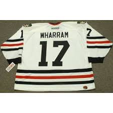 Kenny Wharram #17 Chicago Blackhawks (Picture Courtesy of Sears.com)