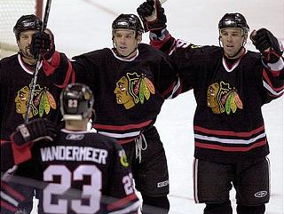 Jim Vandermeer #23 Chicago Blackhawks (picture courtesy of CBSSports.com)