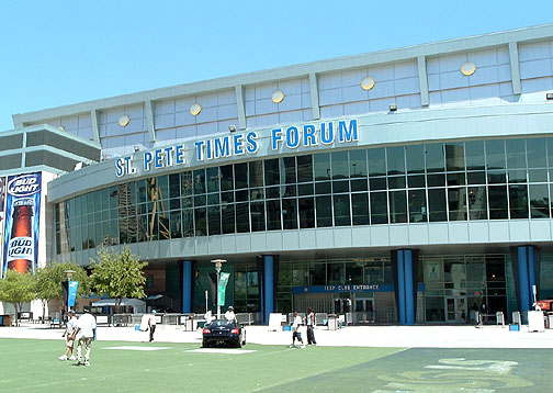 St. Pete Times Forum (picture courtesy of tampapix.com)