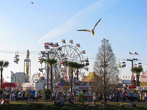 Florida State Fairgrounds (Picture courtesy of examiner.com)