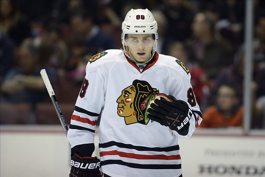 Patrick Kane's Olympics Frustration Will Be Gold for the ...