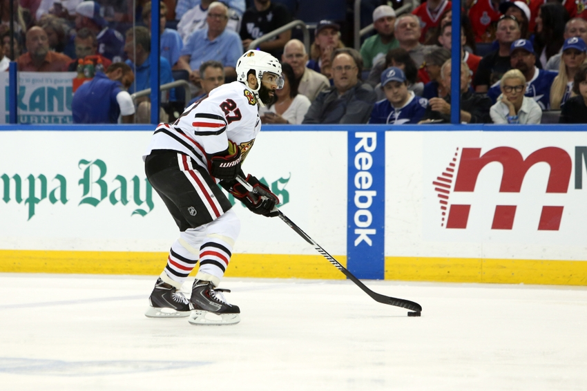 Johnny-oduya-nhl-stanley-cup-final-chicago-blackhawks-tampa-bay-lightning