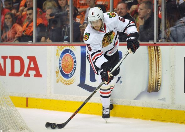 David-rundblad-nhl-stanley-cup-playoffs-chicago-blackhawks-anaheim-ducks-590x900