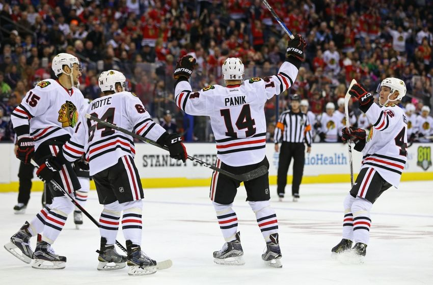 Chicago Blackhawks Post Game: Hawks Fall to the Blue Jackets 3-2