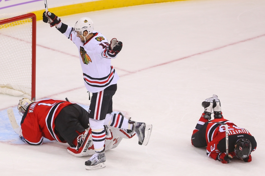 Panarin goal lifts Blackhawks to victory over Blues