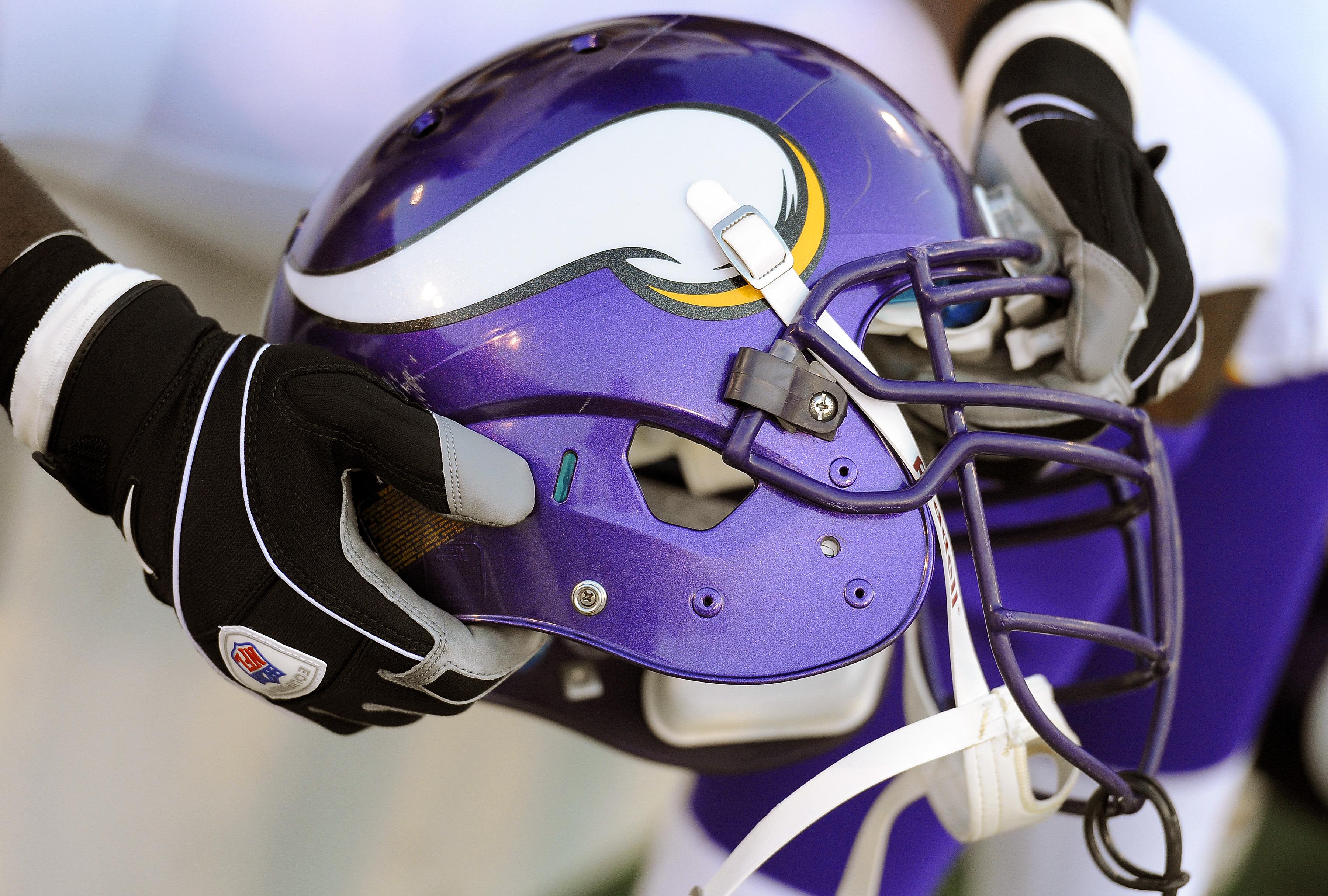 Are These New Minnesota Vikings Helmet Designs Photo