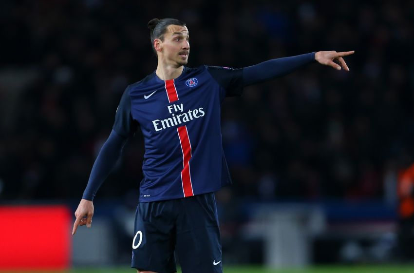 PSG star Ibrahimovic drops Premier League hint