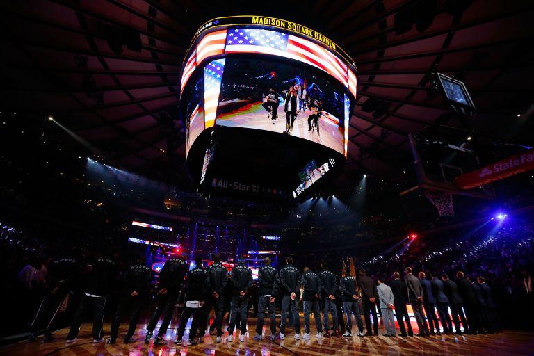 Power Rankings: NBA Arenas