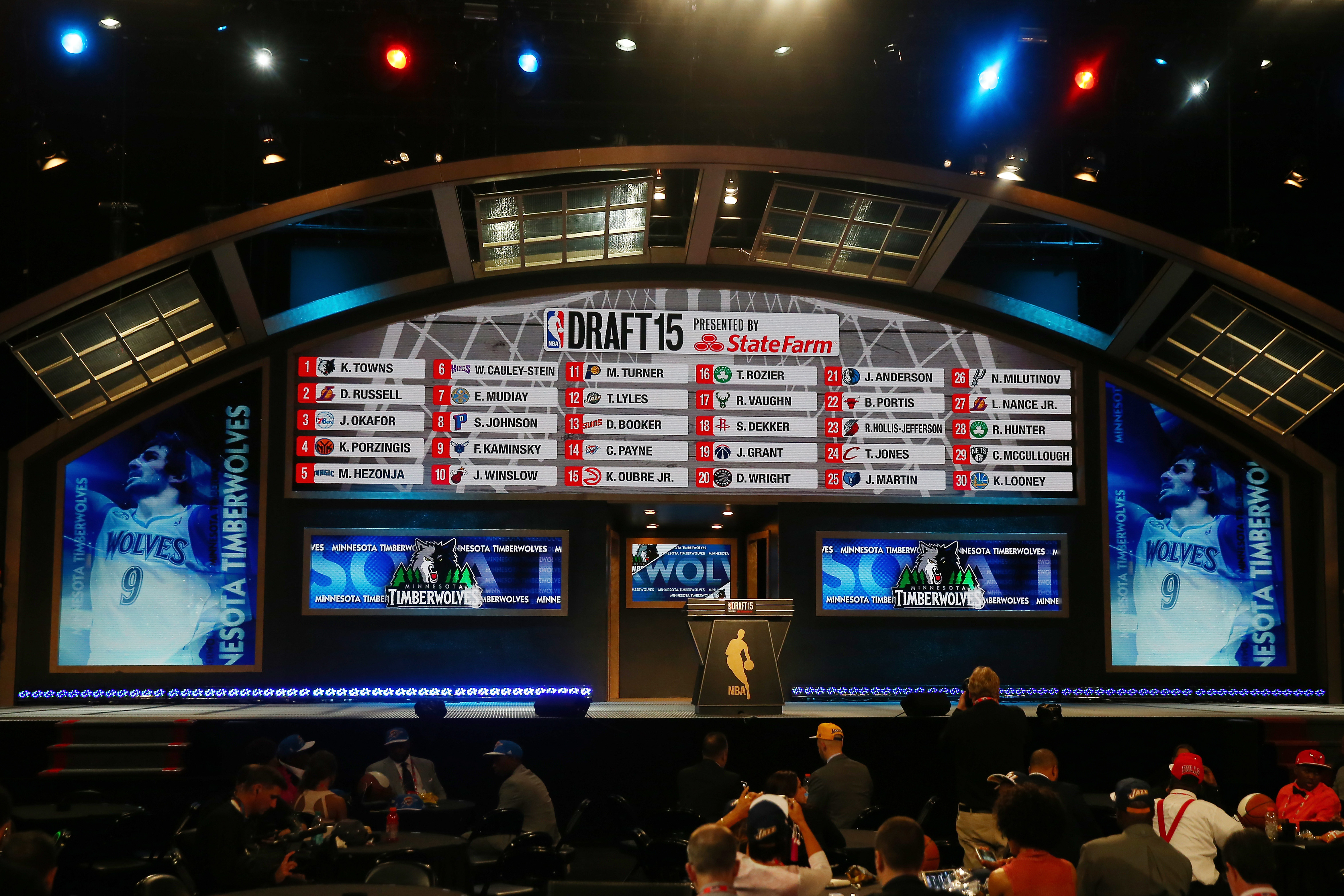 NBA Draft: Every NBA team's worst draft pick