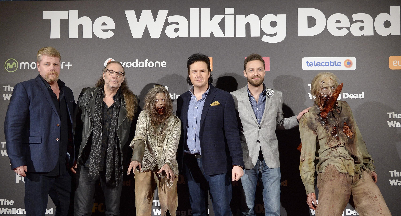 The Walking Dead Cast Interview In Greece Video