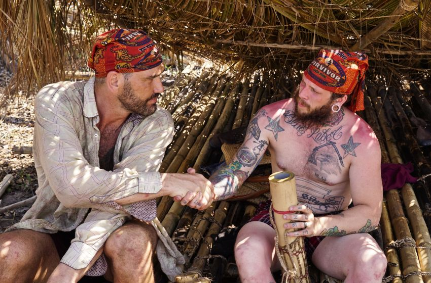 'Survivor' Recap: It's A Bird, It's A Plane, It's Super Idol