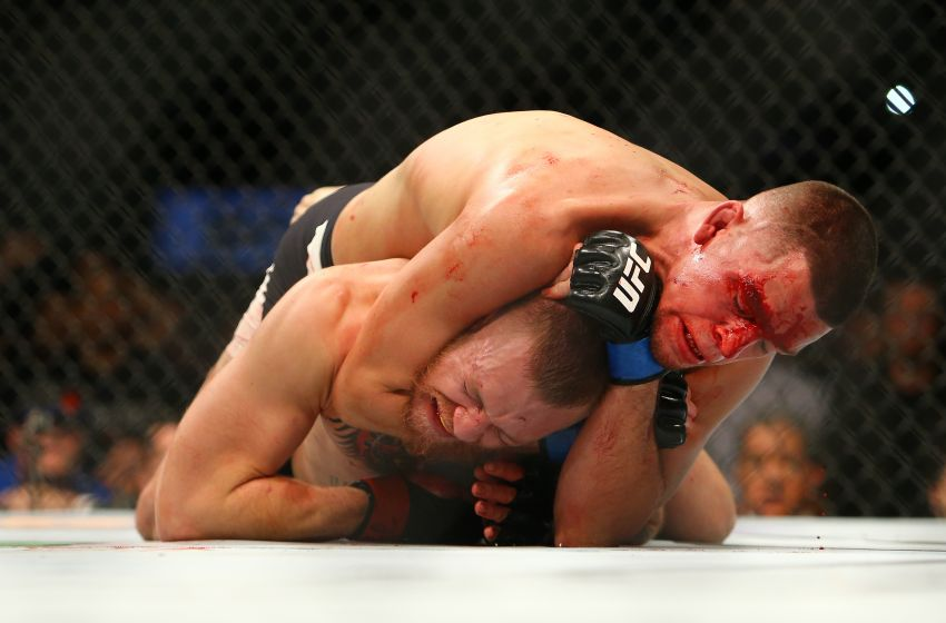 Nate Diaz & Conor McGregor Verbally Agree To Rematch At UFC 200