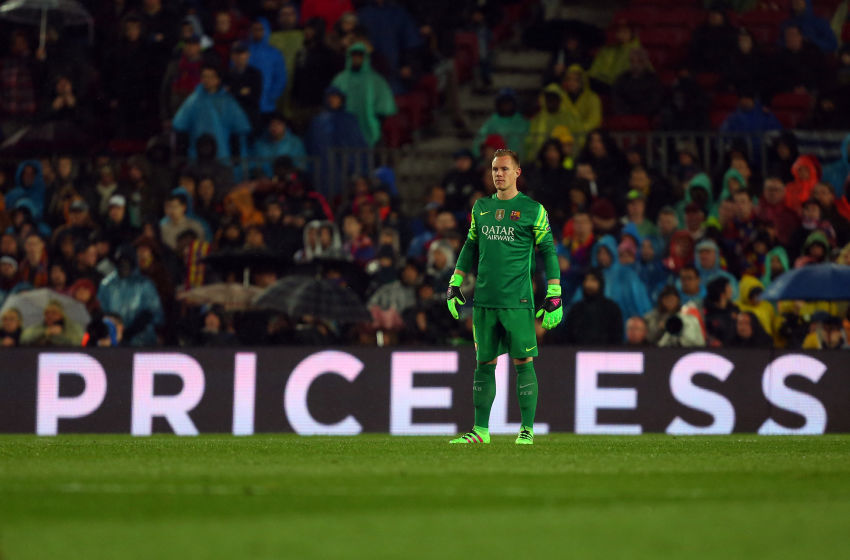 Liverpool target ter stegen hints about his future - Ama barcelona ...
