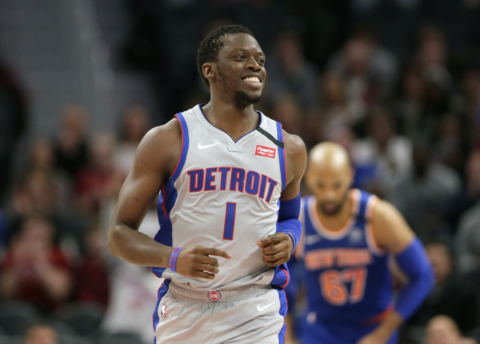 The Detroit Pistons have reached an agreement to buyout Reggie Jackson